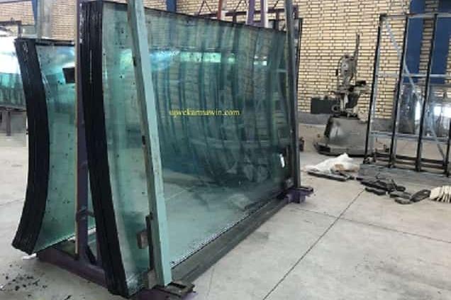 قیمت شیشه سکوریت لمینت شده